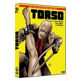 TORSO - EDITION LIMITEE 1000EX - DVD