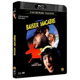 Baiser Macabre (Macabro) - Combo DVD/Blu-ray