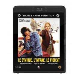 Le Cynique, l'infâme, le violent - Edition Limitée - Combo DVD/Blu-ray