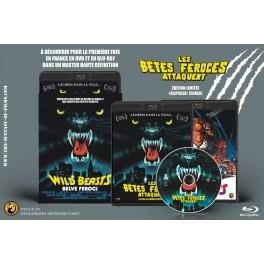 Les Bêtes féroces attaquent - Blu-ray - Edition Limitée (1000ex)