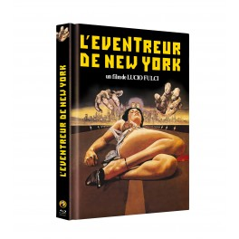 L'EVENTREUR DE NEW-YORK - Blu-ray + DVD+ CD - Edition Limitée 1200EX - PRECOMMANDE