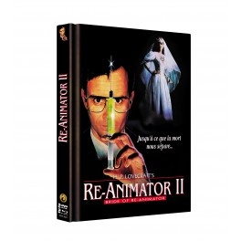 LA FIANCEE DE RE-ANIMATOR - 2Blu-ray + 2DVD - Edition Limitée 2000EX