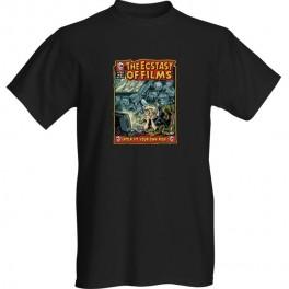 T-shirt anniversaire the ecstasy of films numéro 1 - Paskal Millet
