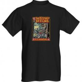 T-shirt anniversaire the ecstasy of films numéro 2 - Paskal Millet