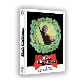BLACK CHRISTMAS - Blu-ray + DVD - Edition Limitée 1000EX