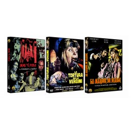 La Marque du diable - Edition Limitée 2DVD - 666 ex + sac à vomi  (1970)